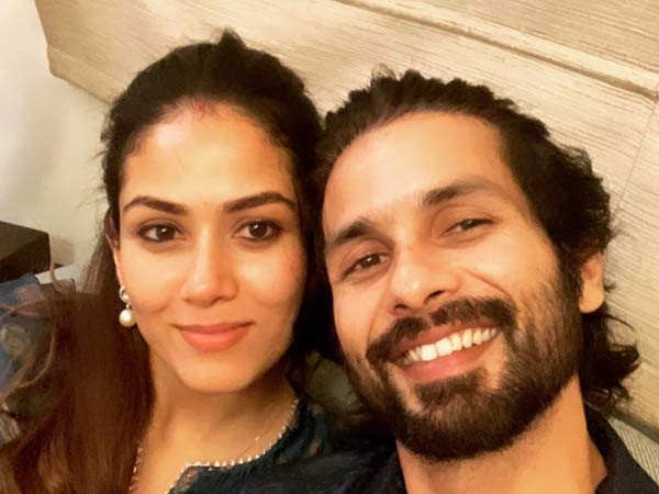 Mira Kapoor reveals what Shahid Kapoor is teaching their kids these days
