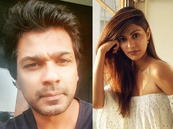 Producer Nikhil Dwivedi says he would want to work with Rhea Chakraborty