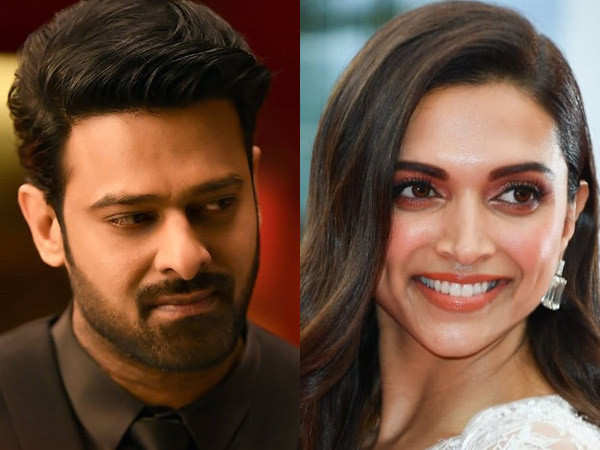 Here's an Update about Prabhas and Deepika Padukone's Next