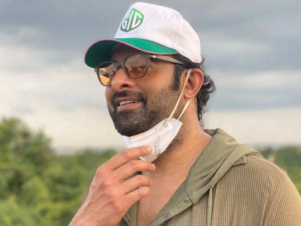 Prabhas adopts a forest reserve near Hyderabad