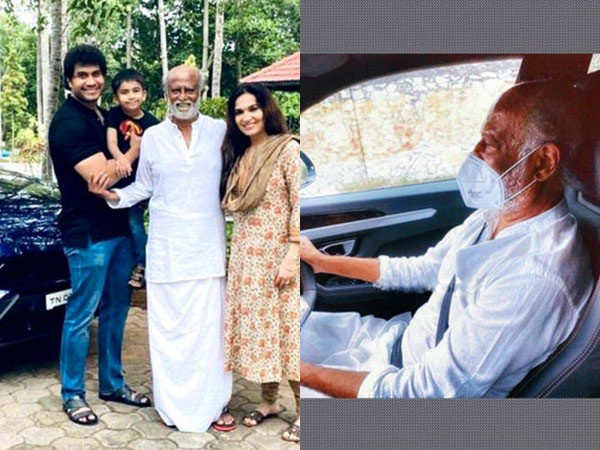 The price of Rajinikanth's Lamborghini Urus is totally mind-boggling