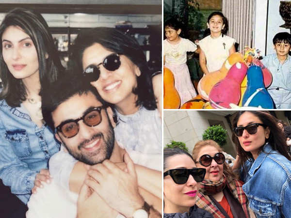 The Kapoor family wishes Ranbir Kapoor and Rima Jain with special posts