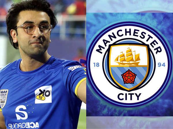 The common link between Ranbir Kapoor's Mumbai City FC and Manchester City