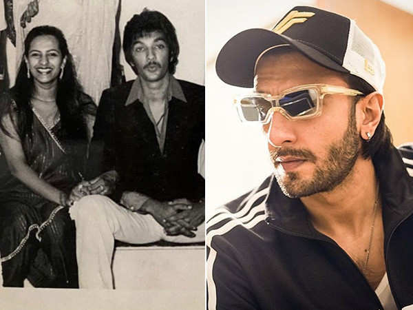 Ranveer Singh celebrates his parents' 40th wedding anniversary with this special post