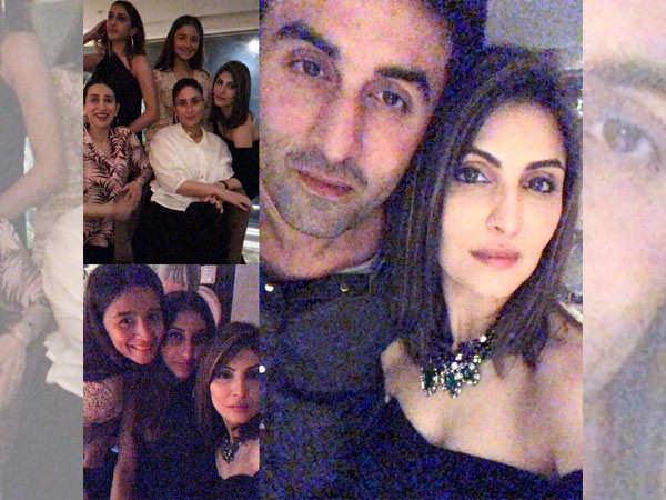 Riddhima Kapoor Sahni Brings in her Birthday with Ranbir, Alia, Kareena