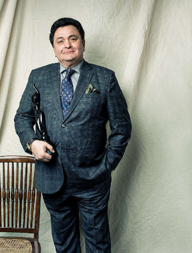 Most memorable character roles of the late Rishi Kapoor