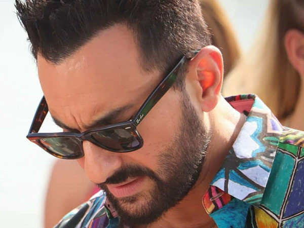 Saif Ali Khan reveals his wardrobe essentials