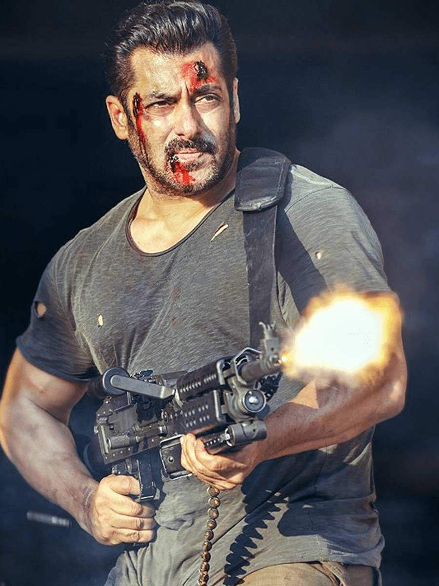Salman Khan Tiger Hindi film