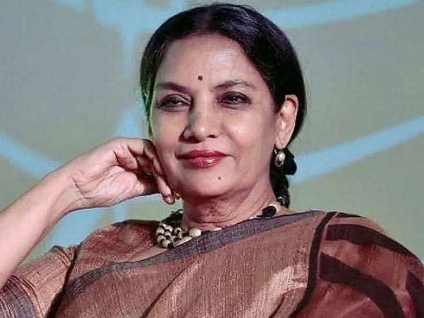 Shabana Azmi on her car accident in January and her birthday plans for today