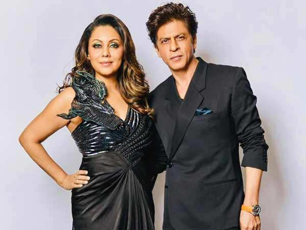 Here's what Shah Rukh Khan feels about Gauri Khan's style