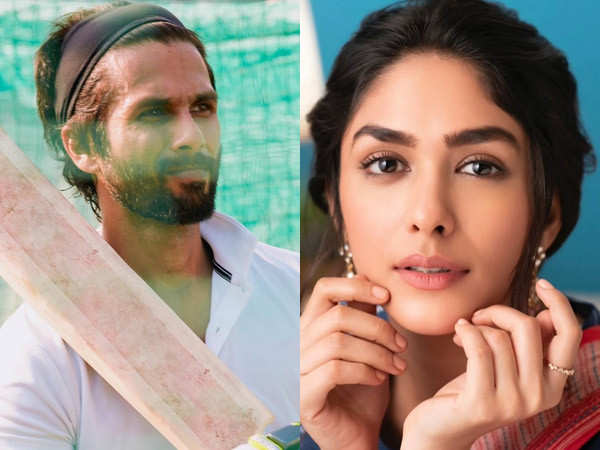 Shahid Kapoor and Mrunal Thakur to resume work on Jersey remake in October