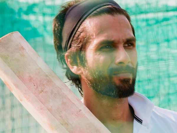 Shahid Kapoor to Resume Work on Jersey this Month