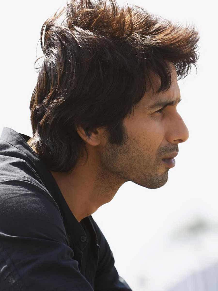 Shahid Kapoor Jersey