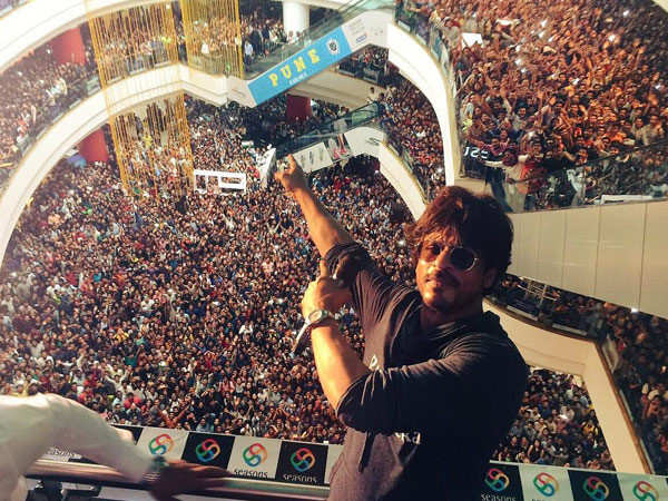 Shah Rukh Khan comes clean about the one thing he'd never wear