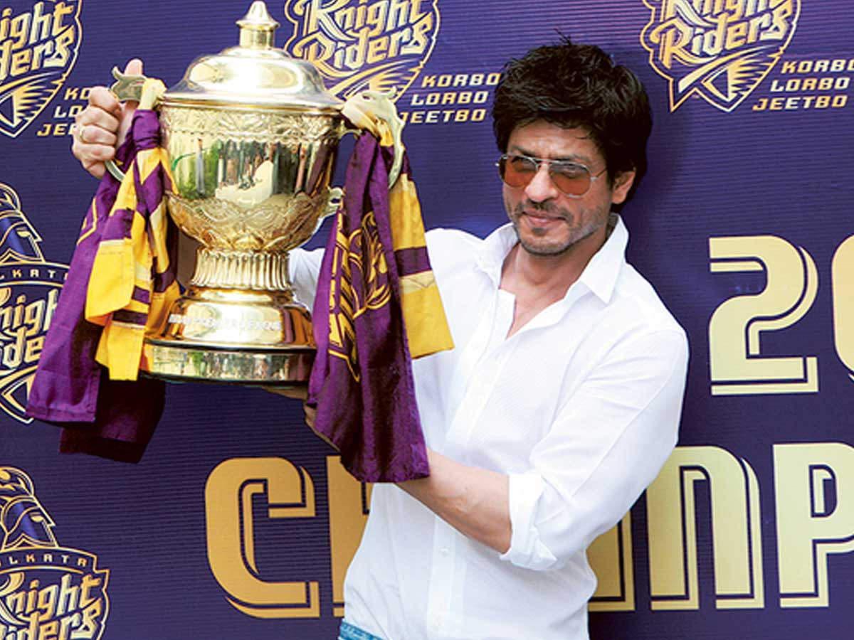 Shah Rukh Khan Knight Riders