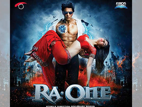 Here's How Much Shah Rukh Khan Spent on the VFX of Ra.One