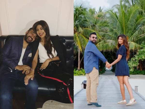 Shilpa Shetty Kundra's birthday wish for Raj Kundra is all things love