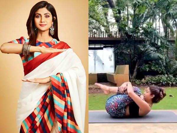Shilpa Shetty reveals the perfect and the fittest way to kickstart your week