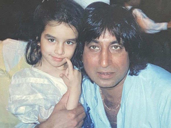 Shraddha Kapoor Wishes her Father a Happy Birthday With a Special Post