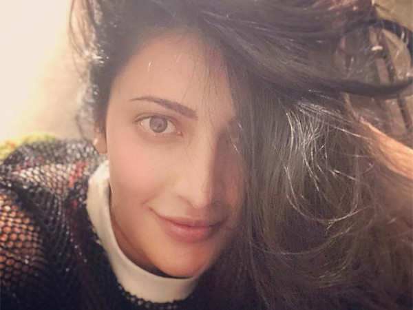 Shruti Haasan reasons out why she's doing less work in Bollywood