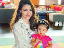 """""""I want to behave with dignity""""- Soha Ali Khan"""