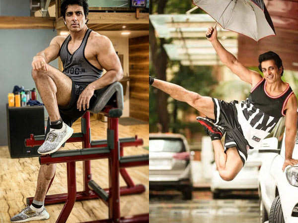 Sonu Sood spills some golden rules for staying fit