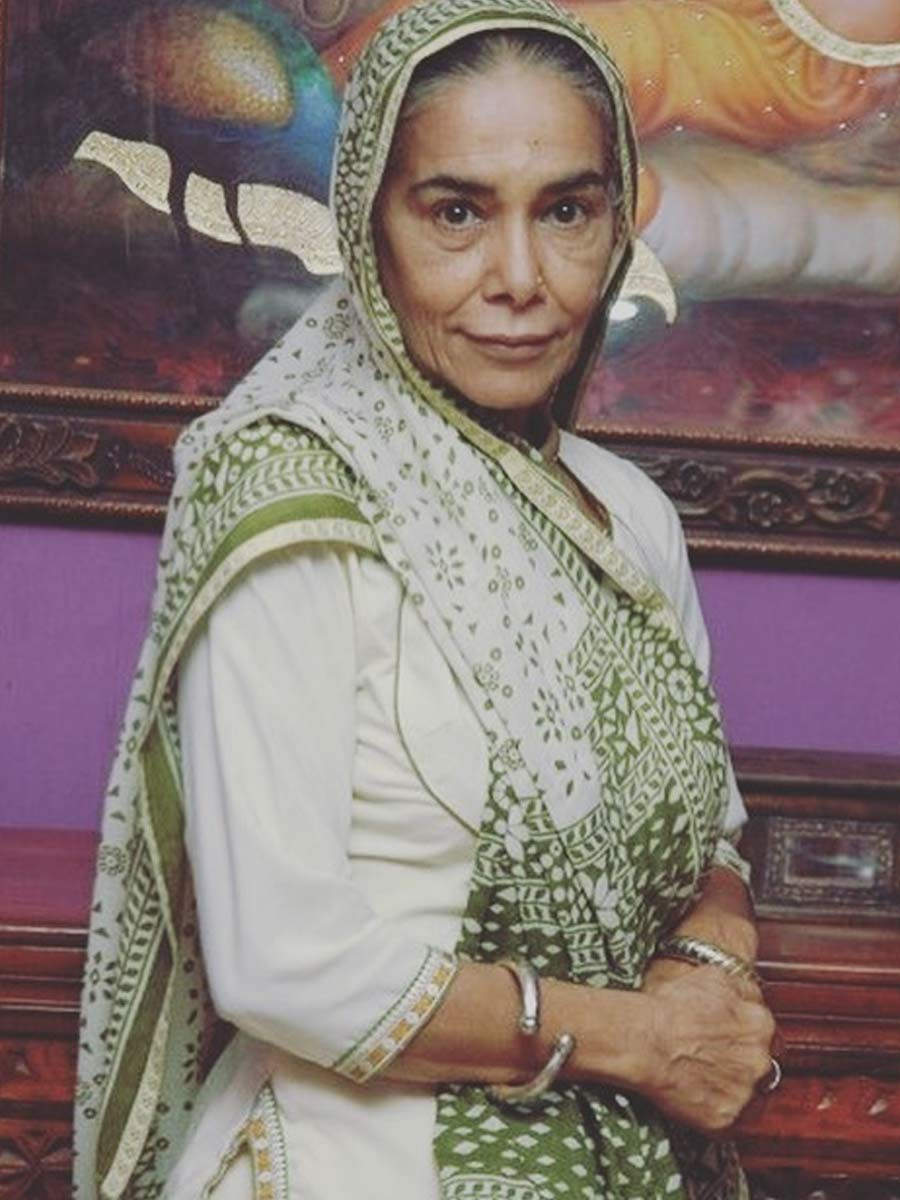 Surekha Sikri Gets Discharged from the Hospital | Filmfare.com