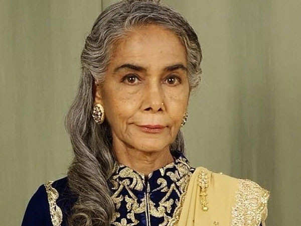 Surekha Sikri Gets Discharged from the Hospital