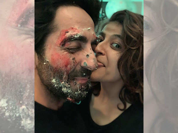 Tahira Kashyap's birthday post for Ayushmann Khurrana is all things love and sweet!