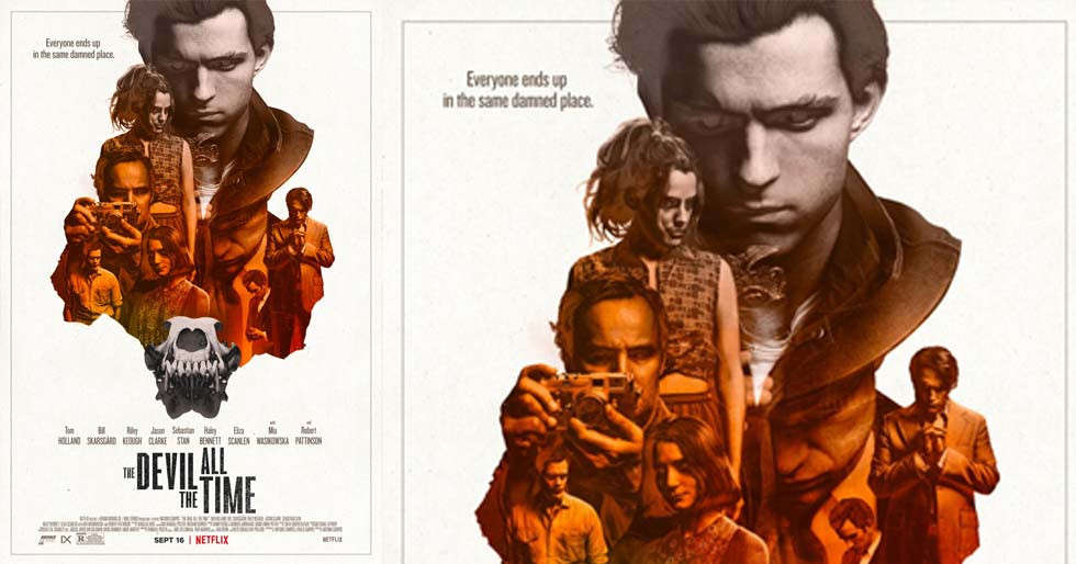 The Devil All the Time Director Antonio Campos on Casting ... |The Devil All The Time