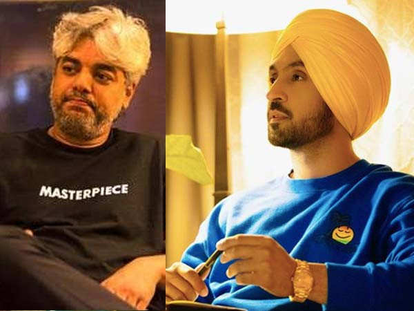 Diljit Dosanjh backs out of Shaad Ali's film on male pregnancy