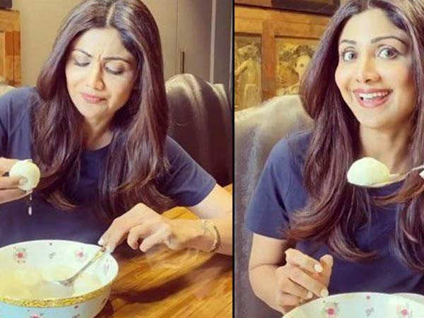 Shilpa Shetty gives out tips for healthy living