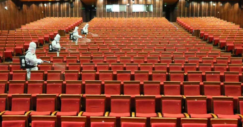 Multiplex Association of India appeals the Government to reopen cinemas
