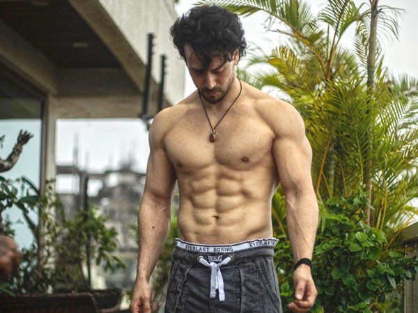 Tiger Shroff's shirtless picture is a proof that the actor is the fittest hunk in B-town