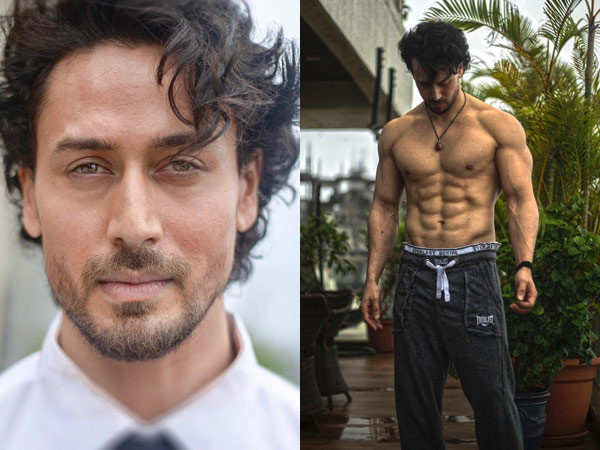 Here's how Tiger Shroff used to train himself for that perfect body
