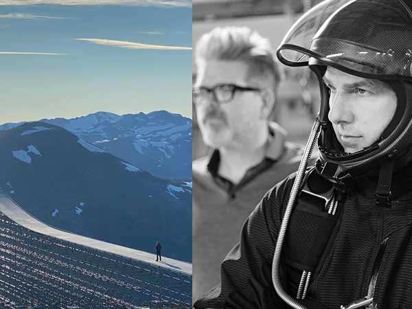 Tom Cruise starts shooting for Mission Impossible 7, director shares amazing clicks from the sets