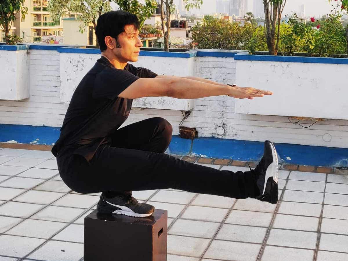 Tota Roy chowdhury fitness