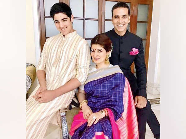 Twinkle Khanna gets emotional on her son's birthday