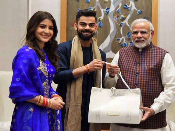 PM Modi Congratulates Soon-to-be-parents Virat Kohli and Anushka Sharma