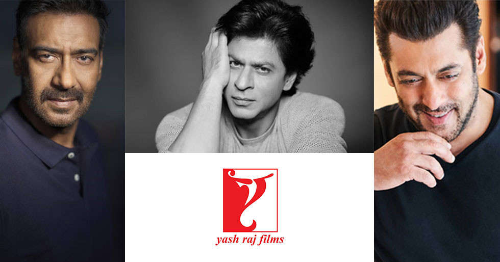 YRF to announce his massive projects with SRK Salman Khan Ranveer Singh once theatres open