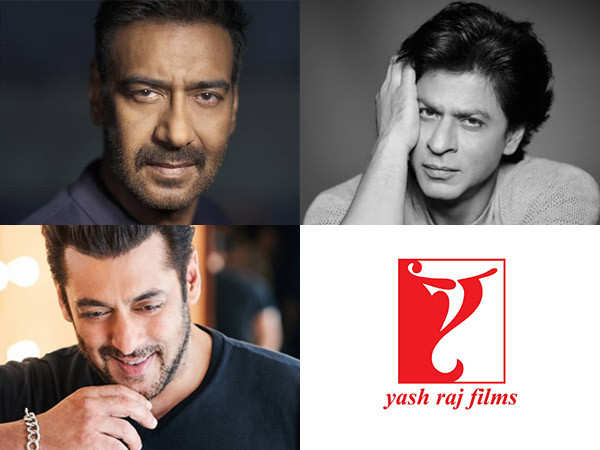 YRF to announce his massive projects with SRK, Salman Khan, Ranveer Singh once theatres open