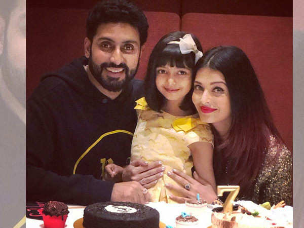 Abhishek Bachchan opens up about what Aaradhya feels about being a 'Bachchan'