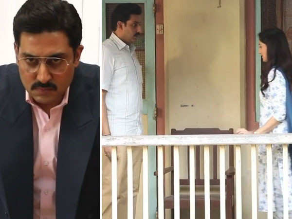 Watch how Abhishek Bachchan transformed into Hemant Shah from The Big Bull