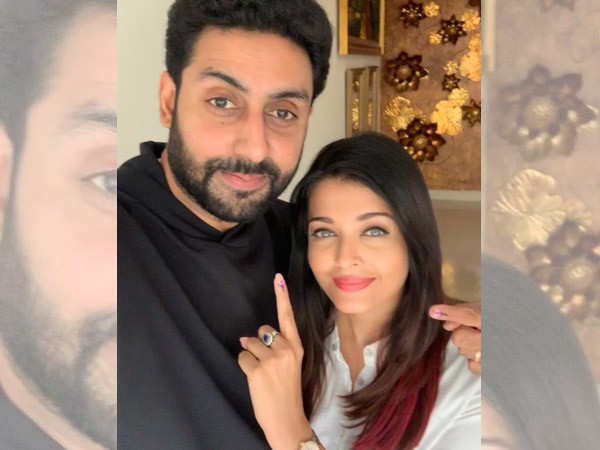 Abhishek Bachchan has some sweet things to say about Aishwarya Rai Bachchan