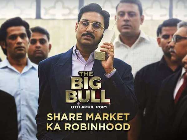 Abhishek Bachchan on the similarity between Scam 1992 and The Big Bull