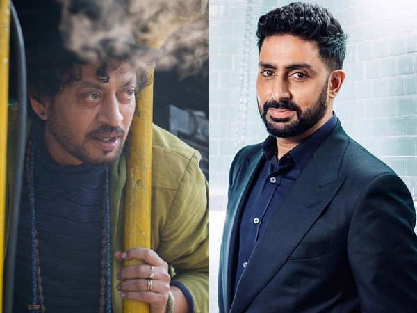Abhishek Bachchan talks about his respect for late actor, Irrfan Khan