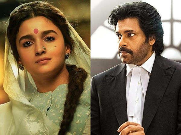 Alia Bhatt's Gangubai Kathiawadi teaser in Telugu to release with Pawan Kalyan's Vakeel Saab