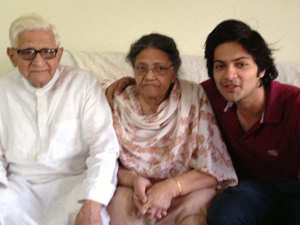 Ali Fazal pays tribute to his late grandfather with an emotional Instagram post