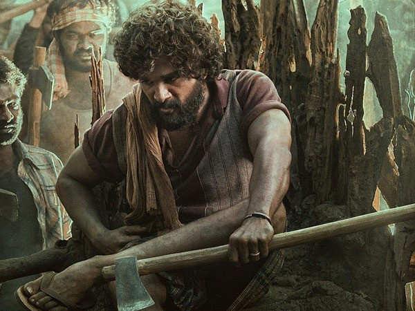 The first look of Allu Arjun's Pushpa creates history