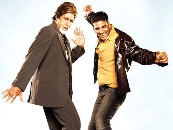 Throwback to when Akshay Kumar and Amitabh Bachchan were ready to work for free